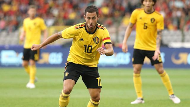 Striker Eden Hazard could still remain at Chelsea, but has warned he would consider an interesting offer from Real Madrid.
