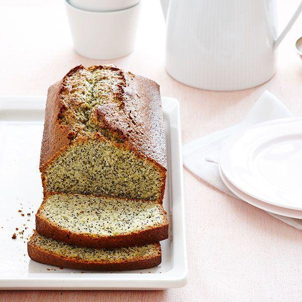 """<p>Quick breads, seed cakes, and the like are ideal for sweet breakfasts or for afternoon snacks with coffee or tea.</p><p><strong><a href=""""https://www.countryliving.com/food-drinks/recipes/a33107/grandmas-poppy-seed-cake-recipe-wdy0514/"""" rel=""""nofollow noopener"""" target=""""_blank"""" data-ylk=""""slk:Get the recipe"""" class=""""link rapid-noclick-resp"""">Get the recipe</a>.</strong></p><p><strong><a class=""""link rapid-noclick-resp"""" href=""""https://www.amazon.com/USA-Pan-1140LF-Bakeware-Aluminized/dp/B0029JQEIC/?tag=syn-yahoo-20&ascsubtag=%5Bartid%7C10050.g.32944821%5Bsrc%7Cyahoo-us"""" rel=""""nofollow noopener"""" target=""""_blank"""" data-ylk=""""slk:SHOP LOAF PANS"""">SHOP LOAF PANS</a><br></strong></p>"""