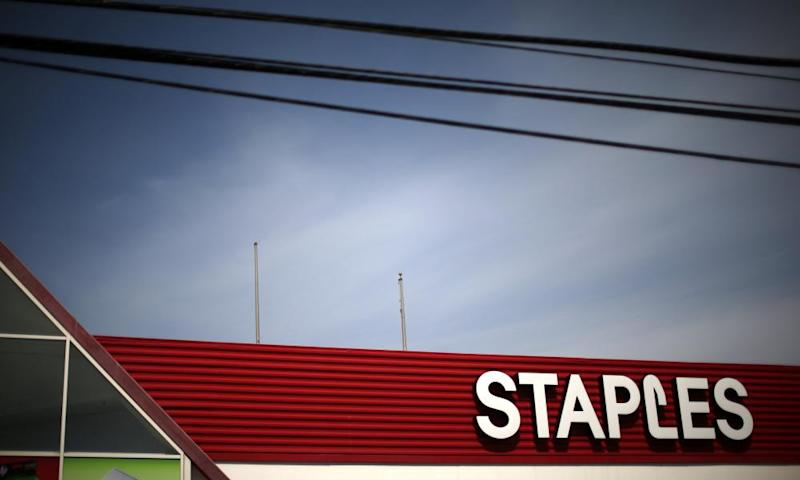 'We will continue to support the EPA's clean power plan,' says vice-president of environmental affairs at Staples.