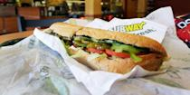 "<p>""At our Subway, the 'oven roasted' chicken was actually boiled in a microwave."" —<em>Hotpotabo</em> <br></p><p>""Tuna sandwiches. 80% mayonnaise."" —<em>karma_virus</em></p><p>""Subway, tuna is literal poison in a container. It is always several days older than expiration. I used to walk on shift and throw it out by look alone.""<em> — </em><em><em><a href=""https://www.reddit.com/r/AskReddit/comments/95ze83/people_who_work_in_fast_food_what_is_one_item/e3x79sw/"" rel=""nofollow noopener"" target=""_blank"" data-ylk=""slk:Reaverx218"" class=""link rapid-noclick-resp"">Reaverx218</a></em></em><br></p>"