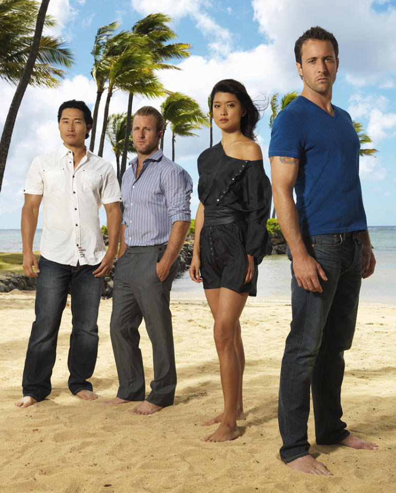"<b>""Hawaii Five-0"" (CBS)</b>"