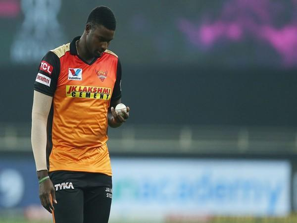 SRH all-rounder Jason Holder (Photo/ iplt20.com)
