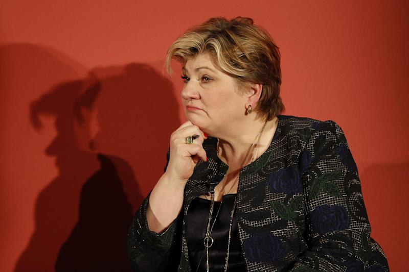 Still waiting: Emily Thornberry (Photo by Darren Staples/Getty Images): Getty Images