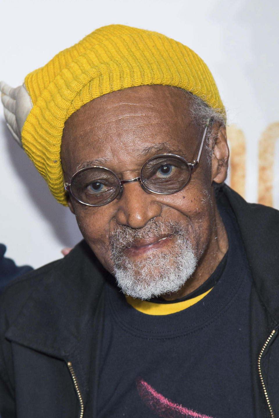 """FILE - Melvin Van Peebles attends History Channel's """"Roots"""" mini-series premiere at Alice Tully Hall on Monday, May 23, 2016, in New York. Van Peebles, a Broadway playwright, musician and movie director whose work ushered in the """"blaxploitation"""" films of the 1970s, has died at age 89. His family said in a statement that Van Peebles died Tuesday night, Sept. 21, 2021, at his home. (Photo by Charles Sykes/Invision/AP, File)"""