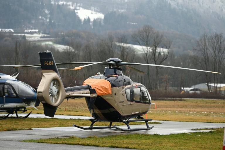 France Probes Rescue Helicopter Crash That Killed Five