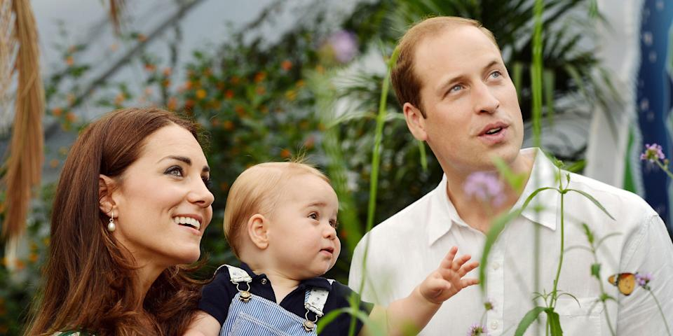 "<p>While Kate Middleton may be the Duchess of Cambridge, to her children, she's just ""mum."" Prince William and Duchess Kate are the proud parents of Prince George, 6; Princess Charlotte, 4; and Prince Louis, 2. Since the Duchess became a mom in 2013, we've all watched in awe as she performs her royal duties and charity work while raising her family with style and ease. The Duchess never misses an opportunity to enjoy herself, have a laugh, and show that she is a pretty cool (and normal!) mom. Here, 43 of the Duchess's best moments since becoming a mother that prove just how lucky her kids are.</p>"