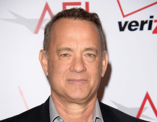 """<p>Colin Hanks, 38, has made a name for himself for his acting work on TV series like """"The Good Guys,"""" """"Roswell,"""" and """"Dexter."""" His parents are Samantha Lewes and Tom Hanks, who won Actor in a Leading Role in 1994 for """"Philadelphia"""" and again in 1995 for """"Forrest Gump."""" He has also been nominated for his work in """"Saving Private Ryan,"""" """"Cast Away,"""" and """"Big."""" (Photo by Jason Merritt/Getty Images) </p>"""