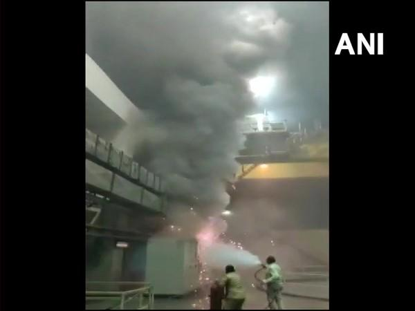 Visuals from the incident spot (Photo/ANI)
