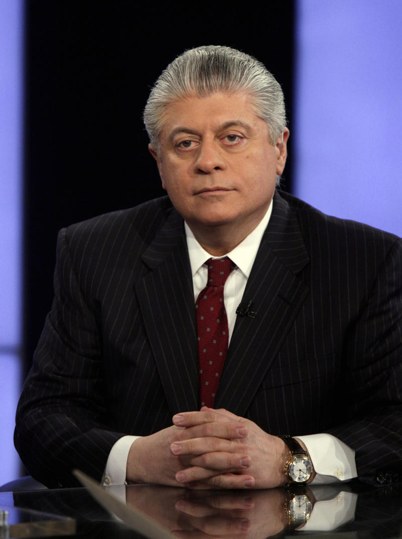 Fox pulls Napolitano from air after Trump report