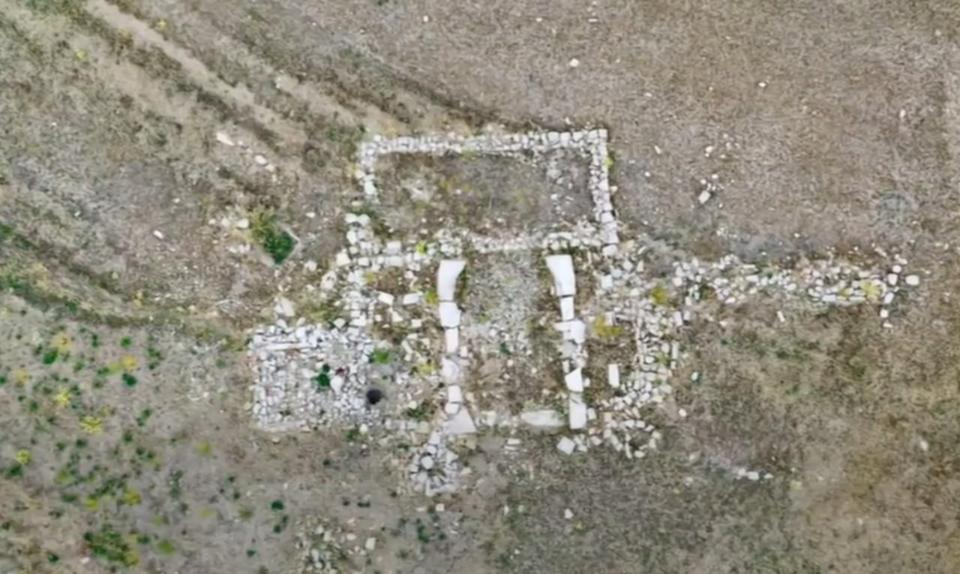 Utah drought leads to re-appearance of ghost town