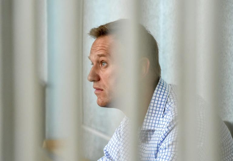 Navalny fell ill in jail where he is being held for calling an unauthorised rally