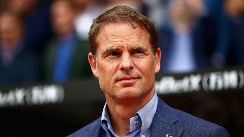 Frank de Boer named as Ronald Koeman's Netherlands successor