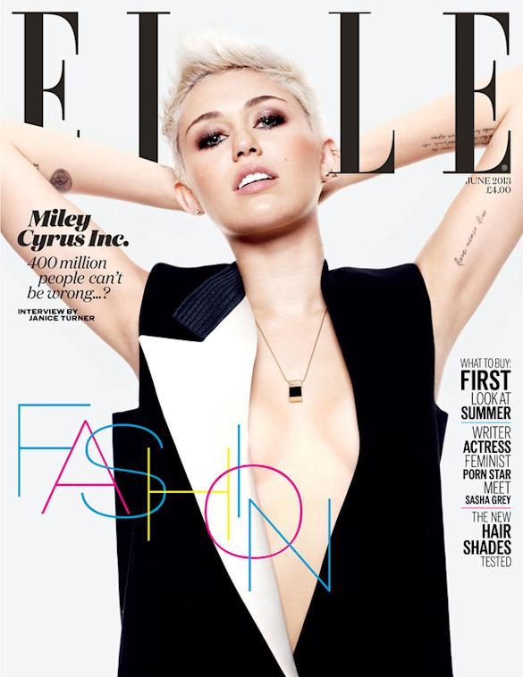 'Sex Does Sell': Miley Cyrus Admits Stripping Works But She Doesn't Want To Show Off Her T**s Again