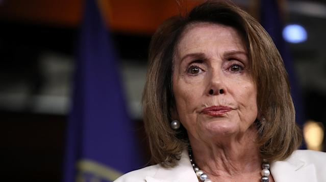 A group of young undocumented immigrants interrupted an event hosted by House Minority Leader Nancy Pelosi (D-Calif.)