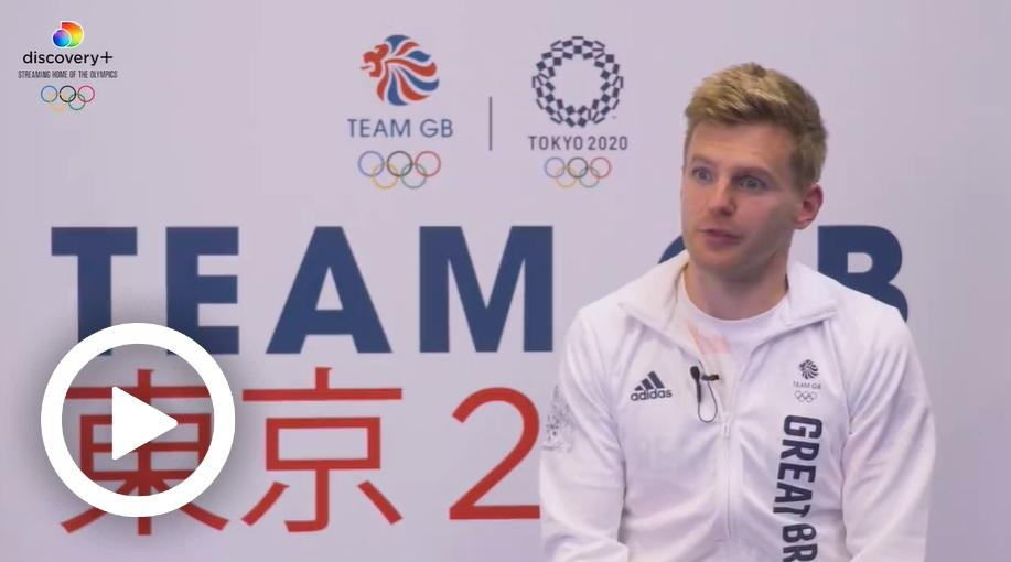 TOKYO 2020 VIDEO - 'WE WANT TO PAVE OUR WAY' - MARCUS ELLIS HOPING FOR DOUBLES SUCCESS IN TOKYO