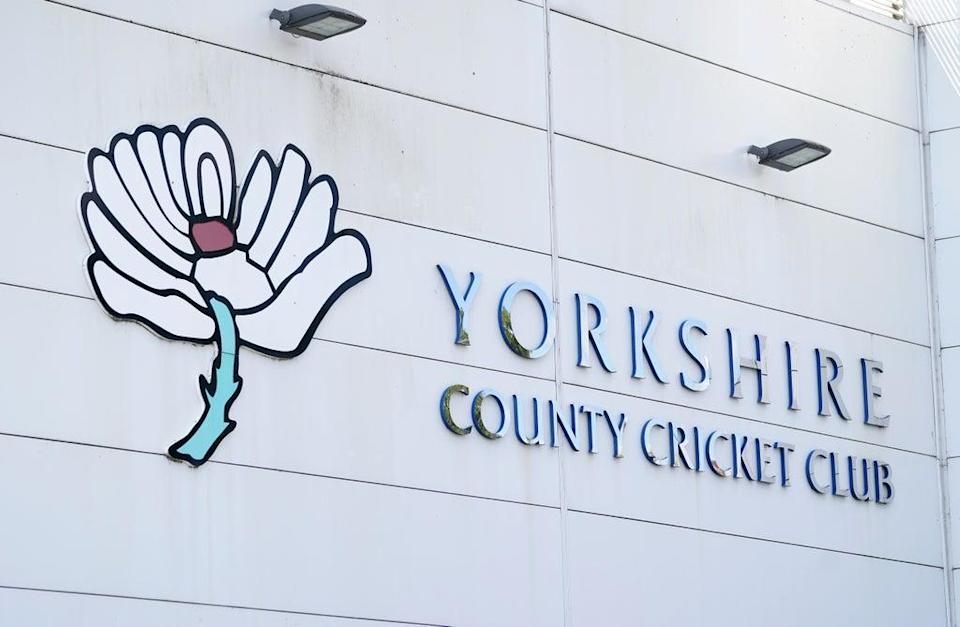 """Azeem Rafiq has accused Yorkshire of """"protecting"""" the former players and coach who were found by the club to have used racist language (Mike Egerton/PA) (PA Wire)"""