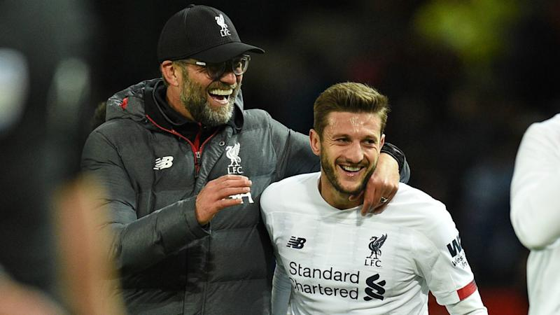 Liverpool 'legend' Lallana won't play for the club again, says Klopp