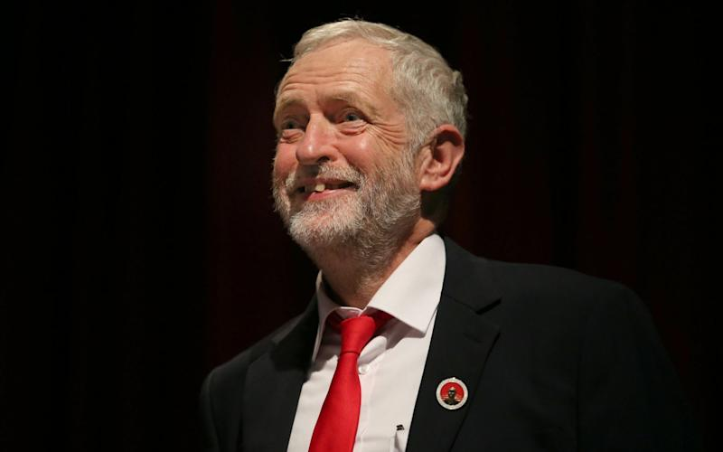 A Labour candidate has suggested Jeremy Corbyn will drop his opposition to a second independence referendum - PA