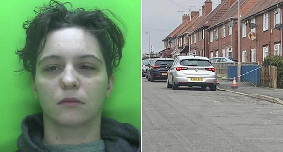 Katie Crowder was found guilty of murdering her daughter Gracie in Mansfield. (Nottinghamshire Constabulary/Reach)