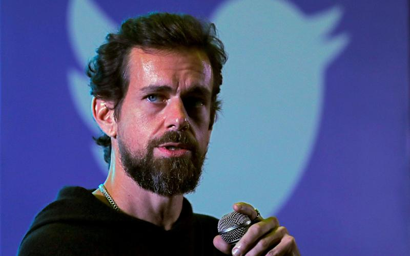 Twitter chief executive Jack Dorsey last week met with students, journalists and policymakers in India, one of the company's fastest growing markets - REUTERS