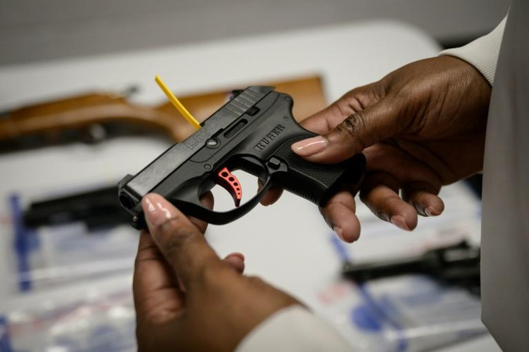 Mexico wants the United States to crack down on illegal cross-border firearms trafficking