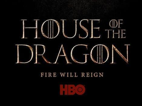 House of the Dragon key art HBO Game of Thrones prequel