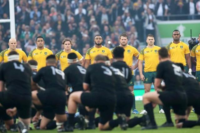As it happened: New Zealand v Australia, Rugby World Cup final