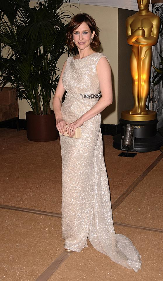 """<a href=""""http://movies.yahoo.com/movie/contributor/1800354486"""">Vera Farmiga</a> at the Academy of Motion Picture Arts and Sciences' Inaugural Governors Awards - 11/14/2009"""