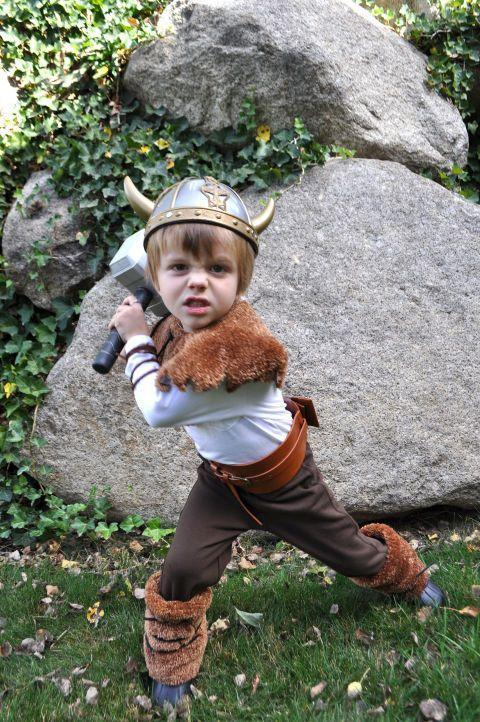 """<p>This viking is small but mighty!</p><p><strong>Get the tutorial at <a href=""""http://www.iammommahearmeroar.net/2011/10/viking-costume.html"""" rel=""""nofollow noopener"""" target=""""_blank"""" data-ylk=""""slk:I Am Momma Hear Me Roar"""" class=""""link rapid-noclick-resp"""">I Am Momma Hear Me Roar</a>. </strong></p><p><strong><a class=""""link rapid-noclick-resp"""" href=""""https://www.amazon.com/dp/B009FQ17JS/ref=sspa_dk_detail_1?tag=syn-yahoo-20&ascsubtag=%5Bartid%7C10050.g.4975%5Bsrc%7Cyahoo-us"""" rel=""""nofollow noopener"""" target=""""_blank"""" data-ylk=""""slk:SHOP TOILET SEAT COVER"""">SHOP TOILET SEAT COVER</a></strong></p>"""