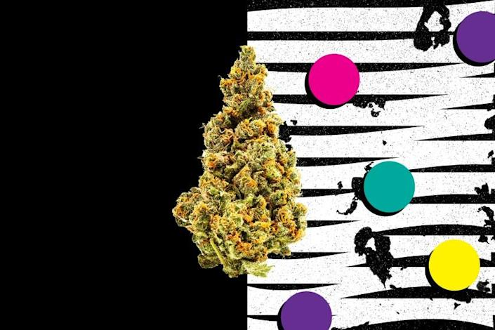 """Cannabis culture is everywhere. <span class=""""copyright"""">(Ross May / Los Angeles Times; Getty Images)</span>"""