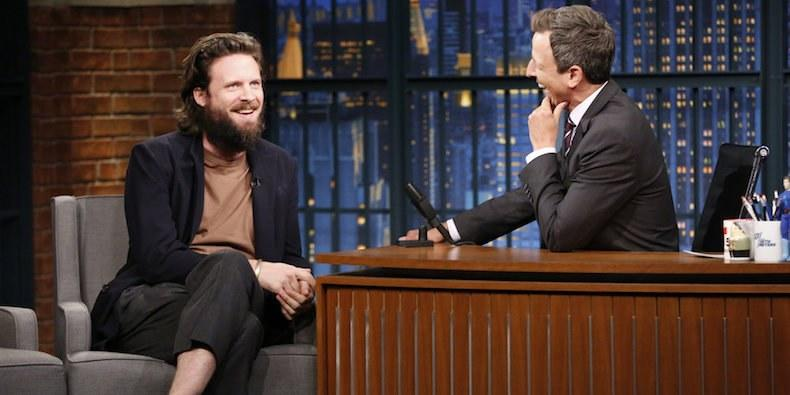Father John Misty Filmed an Action Movie