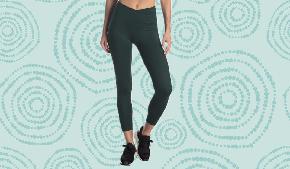 You can never have too many leggings. (Photo: Nordstrom Rack)