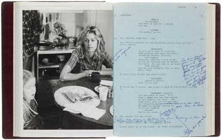 c3dff3c742f77a Farrah Fawcett passport, red swimsuit up for auction in Dallas