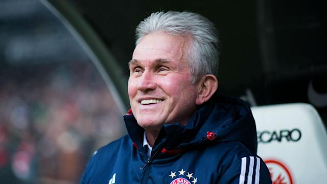 Bayern Munich were alert from the off in their 2-1 win over Schalke last weekend, but the same could not be said for coach Jupp Heynckes.