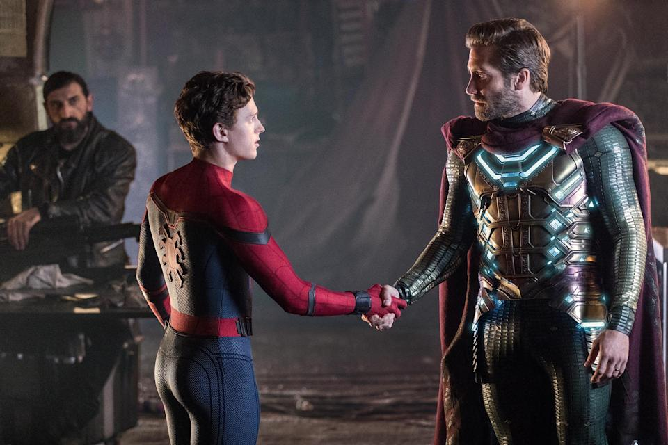 Spider-Man: Far From Home hidden Mysterio sighting is blowing minds