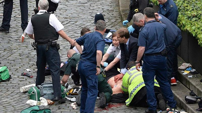 London Terror Attack: Eyewitness Recalls the Horror From Up Close