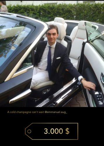 The real story behind the Instagram account where rich kids pay $1,000 for a shoutout