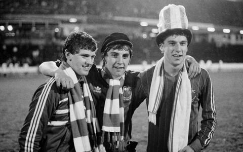 "Neale Cooper, one of Aberdeen's European Cup Winners' Cup ­heroes, has died after being found injured outside his home, the club have confirmed. Cooper, who was 54, was taken to Aberdeen Royal Infirmary in the early hours of Sunday morning, but lost his fight for life yesterday ­afternoon. Aberdeen wrote on their Twitter account: ""The club is deeply shocked and saddened to hear that our legendary midfielder and ­Gothenburg Great, Neale Cooper has tragically passed away."" Police Scotland earlier confirmed officers had been called to a report of a man who had collapsed within a communal stairwell in the ­Ferguson Court area of Bucksburn at around 1.45am on Sunday. They are not treating the incident as ­suspicious. Police appealed for the driver of a black people carrier taxi, which picked up Cooper along with ­another man and two women at about 12.30am on Sunday at Union Street, to contact them. Cooper was in Sir Alex ­Ferguson's team who beat Real Madrid 2-1 in Gothenburg in May 1983, before overcoming Hamburg later that year to clinch the European Super Cup. He also won two league ­winners' medals following the ­Aberdeen's championship triumphs of 1984 and 1985, while he won the Scottish Cup four times and League Cup once. The club is deeply shocked and saddened to hear that our legendary midfielder and Gothenburg Great, Neale Cooper has tragically passed away. pic.twitter.com/eufY7zjUsA— Aberdeen FC (@AberdeenFC) May 28, 2018 One half of Scottish football's ­terrible twosome during his initial seven-year stint with Aberdeen, he and midfield partner Neil Simpson were the enforcers who gave ­Ferguson's side their bite. Simpson wrote on Twitter: ""Devastated & heartbroken. Will miss your cheeky smile, infectious laugh, Fergie impressions, all the dressing-room stories and your friendship. Loved playing alongside you. Taken too soon. Thoughts with your Mum and all your lovely family x RIP Neale 'Tattie' Cooper Never forgotten x"". Devastated&heartbroken. Will miss your cheeky smile, infectious laugh,Fergie impressions,all the dressing room stories & your friendship. Loved playing alongside you. Taken too soon. Thoughts with your Mum and all your lovely family x RIP Neale ""Tattie"" Cooper Never forgotten x pic.twitter.com/sFC7fTOpTM— Neil Simpson (@NeilSimmy8) May 28, 2018 The combative midfielder also played for Aston Villa, Rangers, Reading – although injury ­hampered his progress at all three clubs – and had a second spell with Aberdeen. He rediscovered his form and ­fitness at Dunfermline and Ross County, before managing the latter team and also Hartlepool, ­Gillingham and Peterhead. Eric Black, John Hewitt and Neale Cooper of Aberdeen celebrate after Aberdeen's victory over Real Madrid in the European Cup Winners Cup Final Credit: POPPERFOTO He had been working for Saltire Energy and attended a 35th-anniversary gathering of the Cup ­Winners' Cup triumph with his former team-mates earlier this month. Cooper was born in November 1963 and boasted the exotic ­birthplace of Darjeeling, India – where his father Douglas was working as a tea plantation manager. Neale Cooper 1963-2018. Here's Neale scoring the fourth and final goal in the 1982 Scottish Cup final against Rangers. pic.twitter.com/XnVd6XPpnl— BBC North East Scot (@BBCNorthEast) May 28, 2018 When the family returned to Scotland, he turned up for primary school speaking only Hindu. He recalled: ""This must have confused some of the other parents when they got told, 'An Indian boy joined our school today – he's got blond hair'. I remember everyone in my class having to say where they're born. 'Darjeeling', I said. 'Where's that?' 'Oh, it's a village in the country... near Fraserburgh'."" His upbringing, and especially his father's sudden death aged just 39 following a massive heart attack, imbibed a toughness into his make-up. Without it, it was doubtful Ferguson would have handed him his first-team debut at only 16 in 1979."