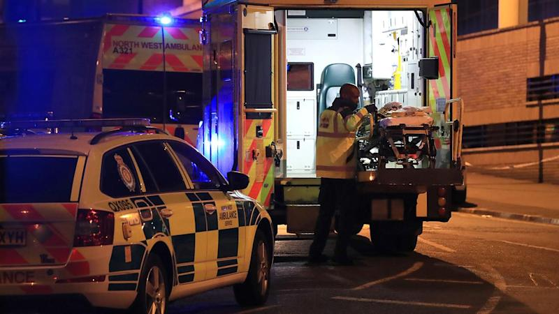 Suicide bomber kills 22 in Manchester