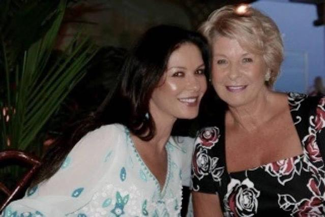 "<p>""Happy Mother's Day to my darling Mam,"" the actress captioned this pretty pic of her and her mom, Patricia. ""I love you."" (Photo: <a href=""https://www.instagram.com/p/BUEod3jg9jy/"" rel=""nofollow noopener"" target=""_blank"" data-ylk=""slk:Catherine Zeta Jones via Instagram"" class=""link rapid-noclick-resp"">Catherine Zeta Jones via Instagram</a>) </p>"