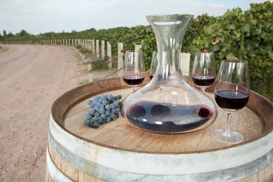 Mendoza is wine country (Getty Images)