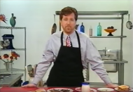 <p>David Rosengarten, host of <em>Taste</em>, was like the original Alton Brown, in that he took a deep dive into a different food every episode. If you ever wanted a 30-minute look into the perfect BLT or oysters, this was it. At times, Rosengarten's soothing-yet-unauthoritative voice seemed like it belonged to a member of <em>Anchorman</em>'s news desk, but as part of the original Food Network line-up, viewers loved him.</p>