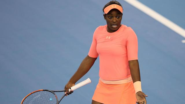"Pam Shriver feels Sloane Stephens has had ""a big lie down"" after her US Open triumph but will get back on her feet before long."