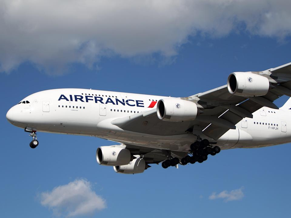 Air France plane (Getty Images)