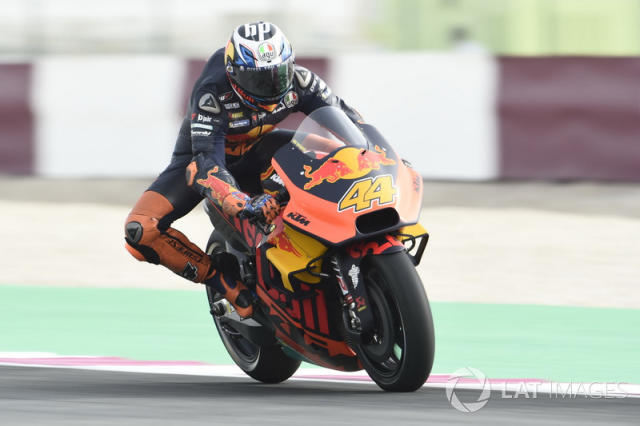 "Pol Espargaró (Red Bull KTM Factory Racing) <span class=""copyright"">Gold and Goose / Motorsport Images</span>"