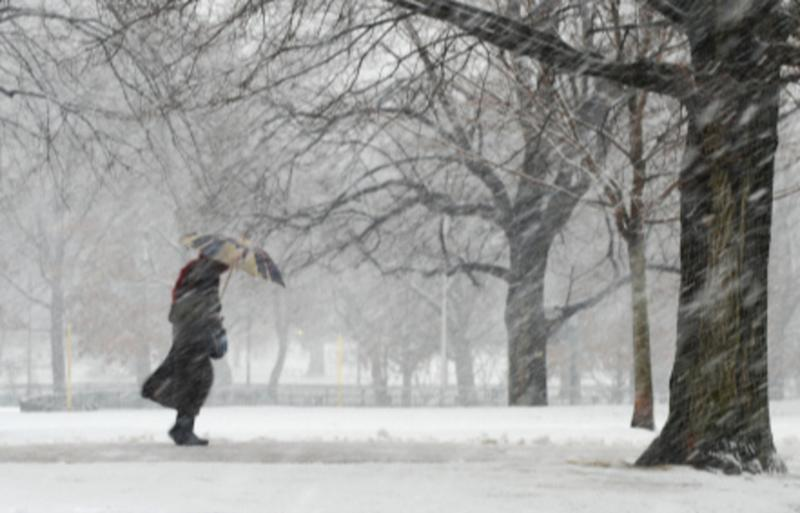 Canada's first fall blizzard is impacting this Canadian province