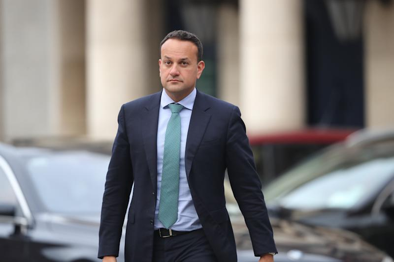 Leo Varadkar, viceprimer ministro irlandés. (Photo by Niall Carson/PA Images via Getty Images)