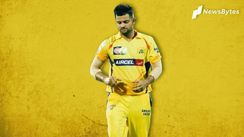 IPL 2020: Suresh Raina pulls out due to personal reasons
