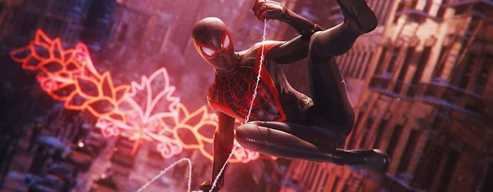 spiderman game for PS5