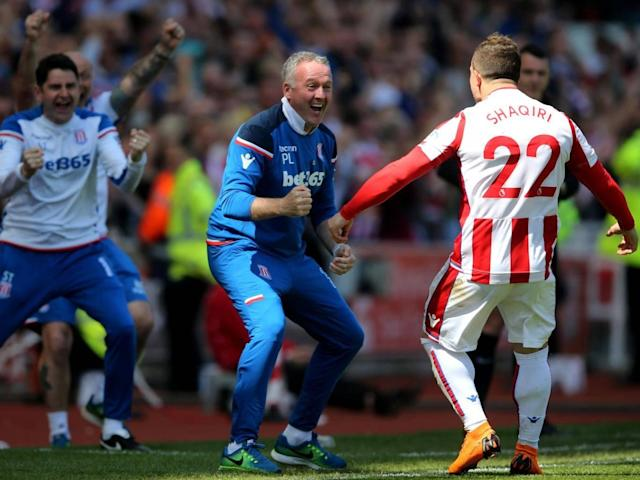 Stoke City are first Premier League team relegated after Crystal Palace seal their own survival with comeback win
